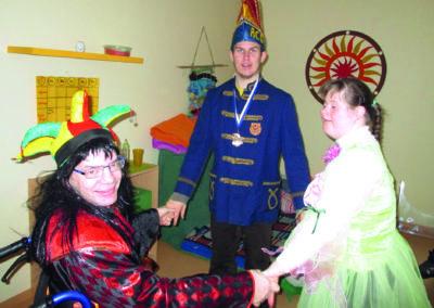 Lebenshilfe Osterburg Fördergruppe Karneval